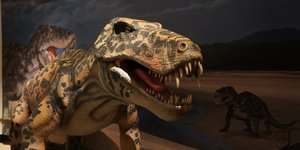 Come Face To Face With Prehistoric Monsters At Horniman Museum