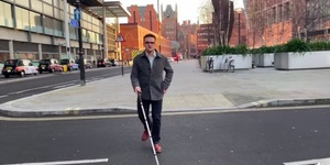What's It Like Getting Around London When You're Partially Sighted?