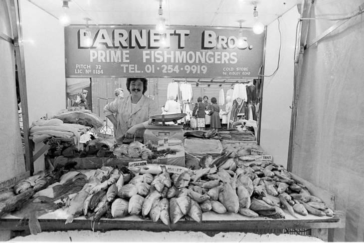 Prime fishmonger