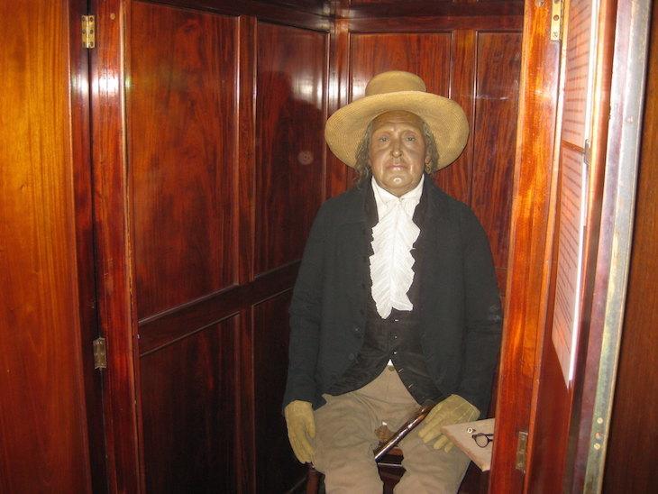 Bentham's old box