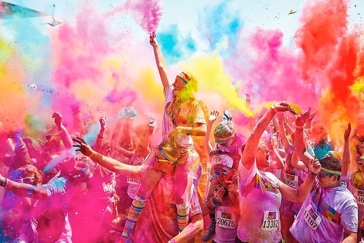 Holi Festival In London: Where And How To Celebrate The Hindu ...