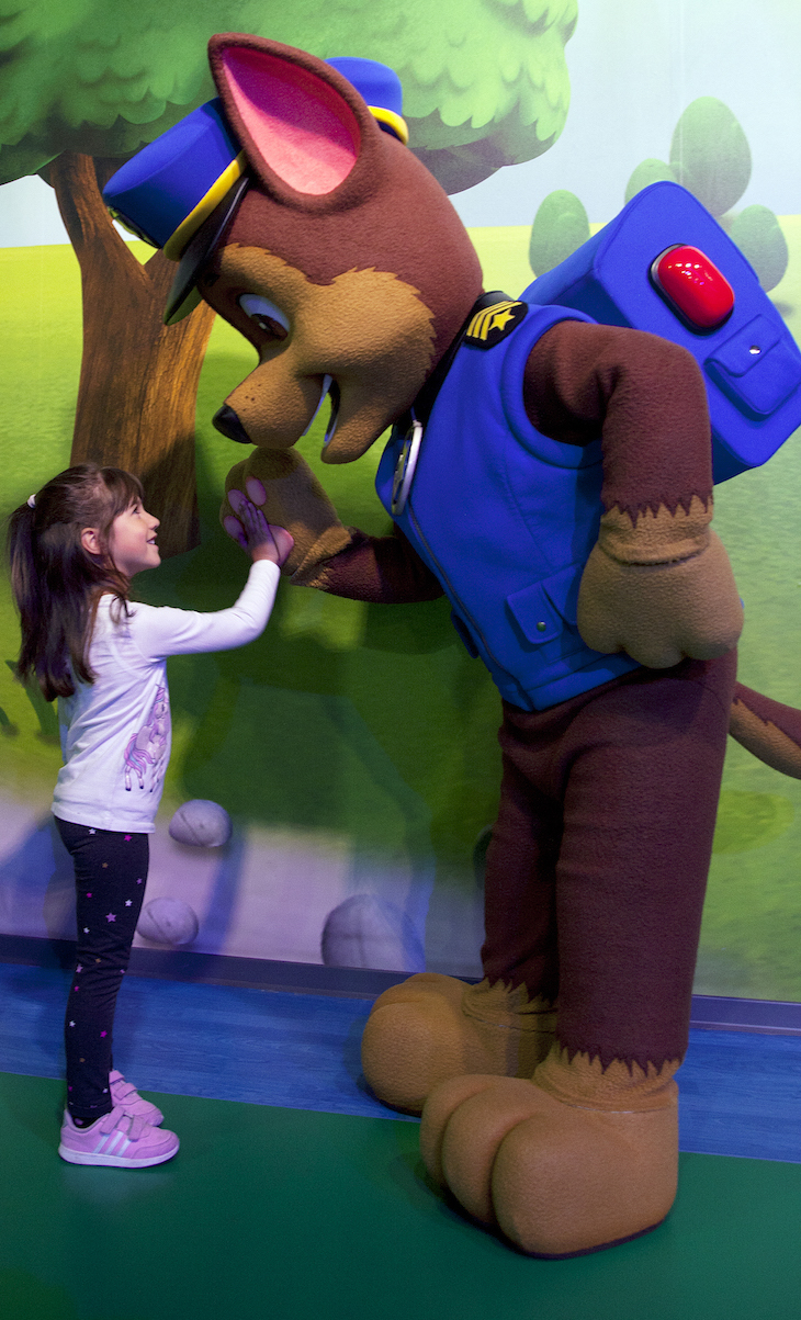 Immersive Paw Patrol A Nickelodeon Adventure Park Has Opened At Lakeside Londonist
