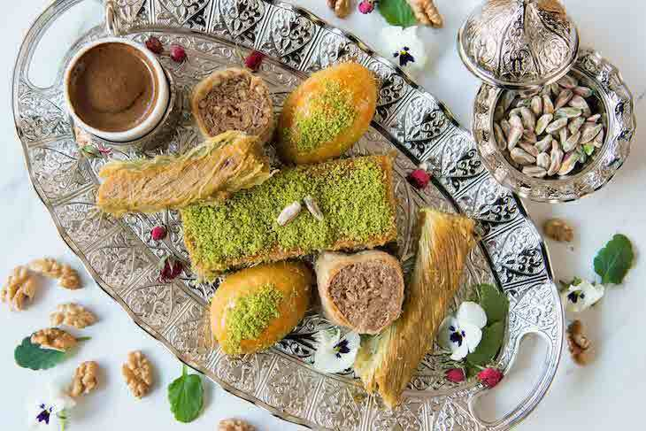 Best dessert in London: Antepliler's glorious baklava
