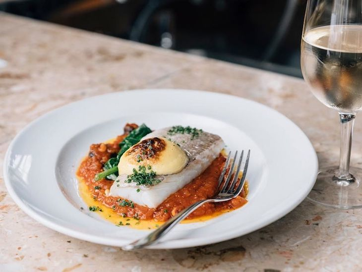 You'll have to queue at London's Barrafina, but by jove it's worth it