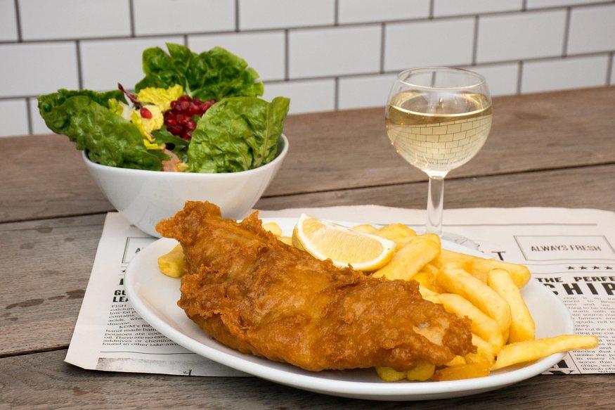 fish chips kerbisher