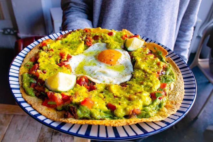 PEARL boasts some of the best breakfast and brunch dishes in Hackney Wick