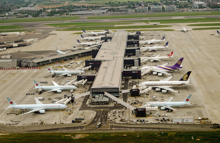 Back To The Drawing Board: Heathrow's Illegal Expansion Blocked