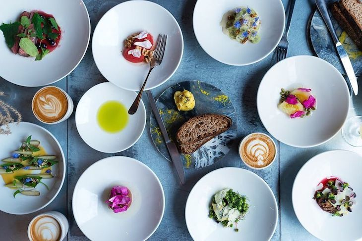 Sustainable fine dining at Hackney Wick restaurant, Silo