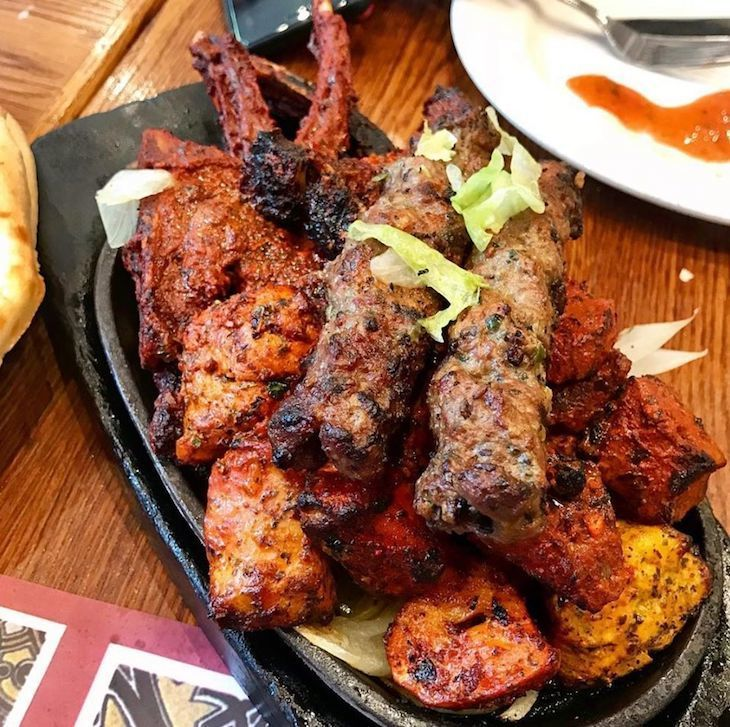 Legendary Tayyabs serves up some of the best Indian food in London, including the mighty lamb chop