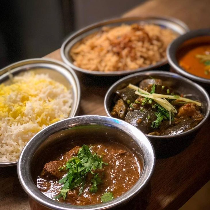 Zumbura is one of London's best Indian restaurants