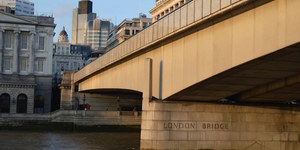 London Bridge Closed To Cars, And Beech Street To Go Zero Emission