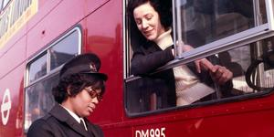 In Pictures: The Pioneering Women Of London Transport