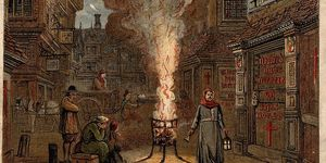 London's Seen Much Worse Than Coronavirus: Remembering The Great Plague Of 1665