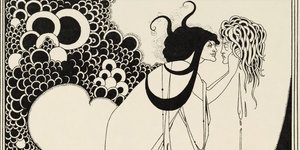 Giant Penises And Nudity Galore: Aubrey Beardsley Makes Tate Britain Blush