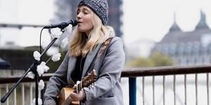 This Busker Is Doing An Online 'Covid-19' Tour - Starting Tonight