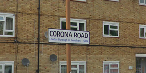 Spare A Thought For Corona Road In SE London