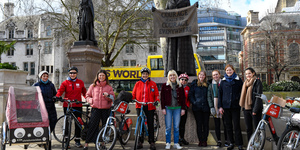 TfL Launches Campaign To Encourage More Women To Take Up Cycling