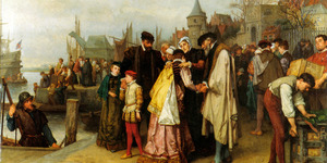 The Huguenots: London's First Refugees