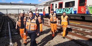 This Team Is The International Rescue Of The London Underground