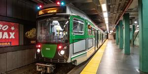 London Underground Vs Boston's MBTA