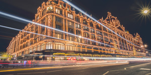 Harrods Is Closing Its Famous Knightsbridge Store