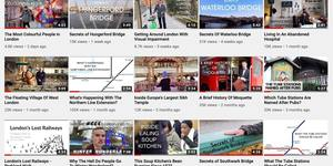 Self Isolating? Watch All These London Gems On YouTube