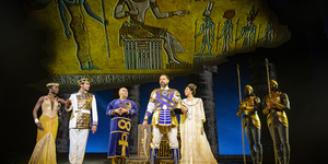 Musical Review: Prince Of Egypt At Dominion Theatre