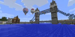 This Minecraft Artist Created A Whole Other London To Explore
