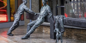 New Sculpture Celebrates Heritage Of The Regent's Canal