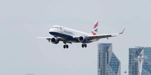All Flights To And From London City Airport Have Been Suspended