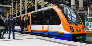 Woo! There Are Now Brand New Overground Trains Running From Liverpool Street