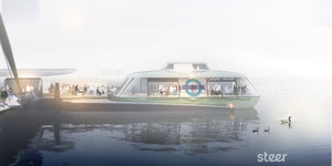 TfL Announces Plans For New Ferry Between Rotherhithe And Canary Wharf