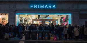Primark Announces Closure Of All Its Stores