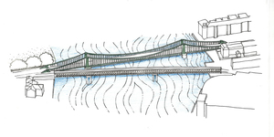 A Temporary Crossing Could Be Built Next To Hammersmith Bridge For Cyclists And Pedestrians