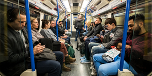 Tube Trains And Buses Are Getting An Extra Thorough Clean To Combat Coronavirus