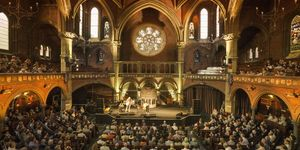 Union Chapel Has Become A Hub To Help Vulnerable Locals Affected By Coronavirus