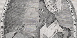 Plaque To Phillis Wheatley: The First African-American Woman To Be Published In English