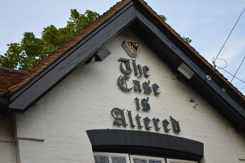 Case is Altered pub