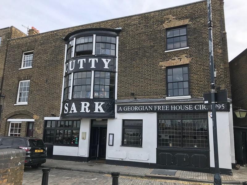 The Cutty Sark pub