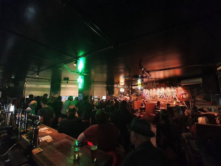 The best late night dive bars in London include Aces and Eights in Tufnell Park