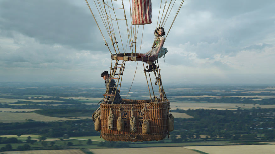 Looking for London based films on Amazon Prime? Sit down with The Aeronauts