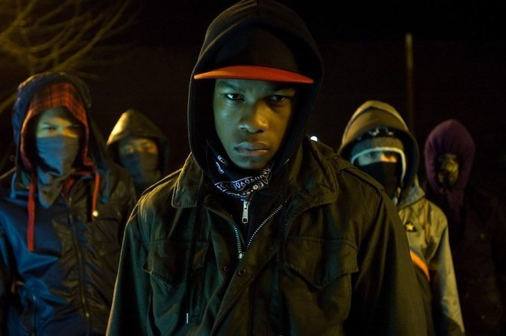Attack The Block, on Amazon Prime, features an alien-invaded London