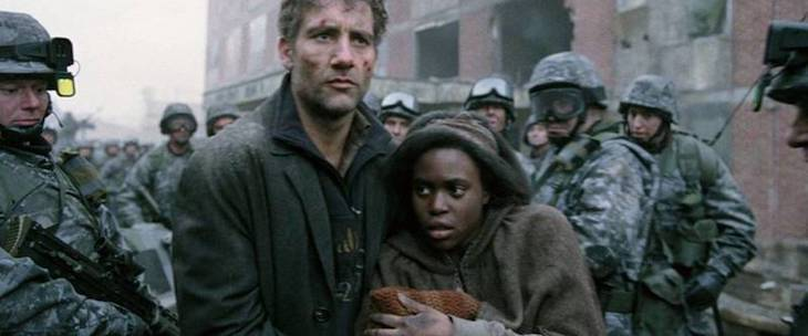 London films and tv shows on Amazon Prime: Children of Men