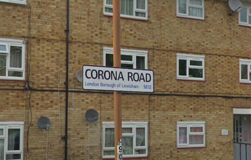 Spare A Thought For Corona Road In Se London Londonist