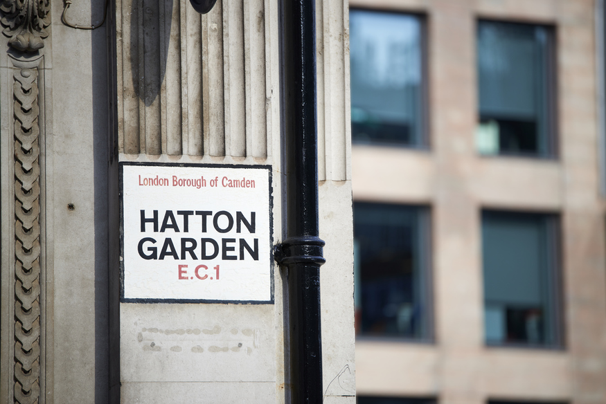 Behind The Counters At Hatton Garden, London's World-Famous Diamond District 1