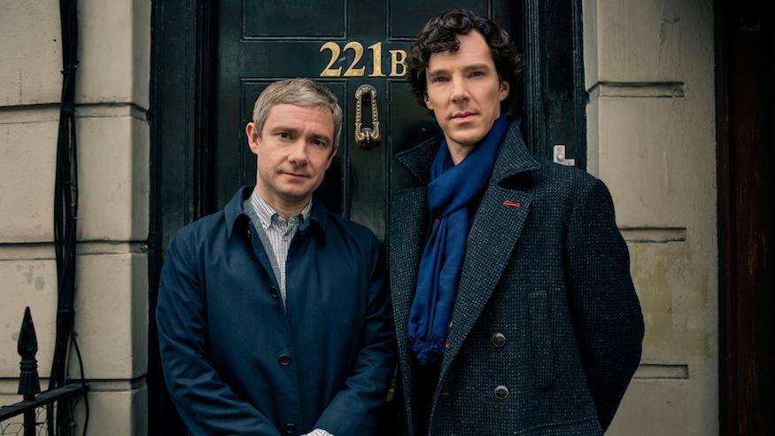 Best London shows on Netflix: Sherlock