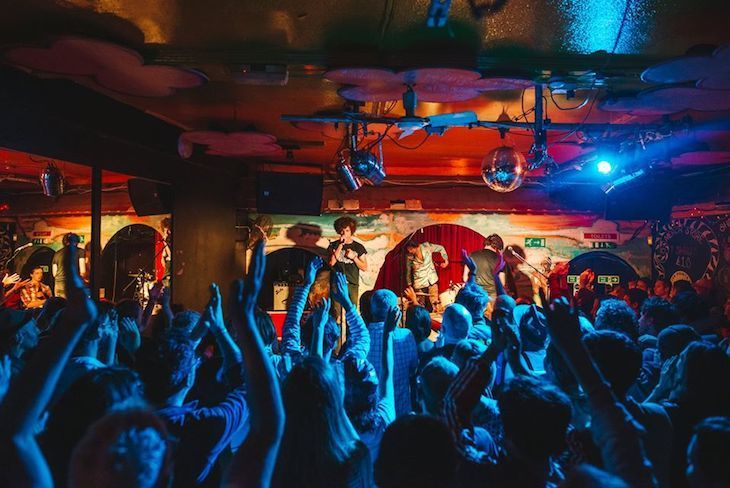 Head to The Shacklewell Arms in Hackney for one of London's best dive bars