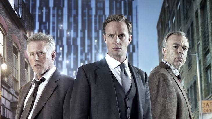 Netflix shows set in London: crime drama Whitechapel
