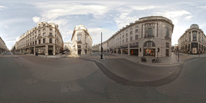 Explore The Empty Streets Of Central London In These Amazing 360-Degree Photos
