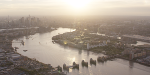 Take A Tour Of London... From The Sky